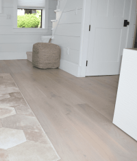 Light Wood Floors | Structured Mist by Sawyer Mason