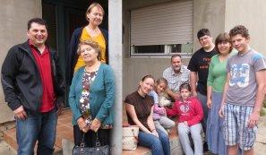 The Dudas Family, Serbia