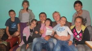 The Urasinov family