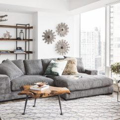 Mixing Furniture Styles Living Room Country Decorations For A Stoney Creek Blog Eclectic Design And Clean Lined Sectional Mixed With Rustic Tables Modern Chair