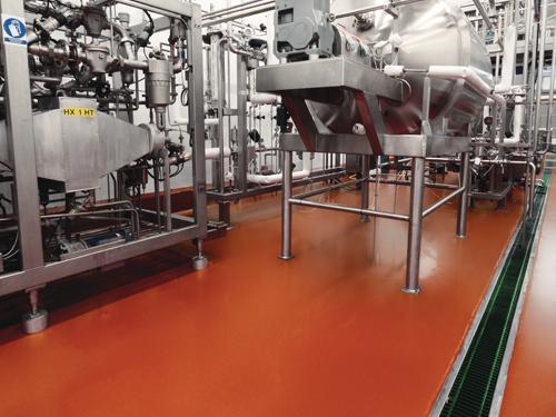 Stonclad  Heavy Duty Floor Protection  Stonhard