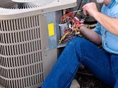 fixing HVAC system