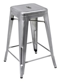 brushed stainless steel chrome satin kitchen breakfast bar ...