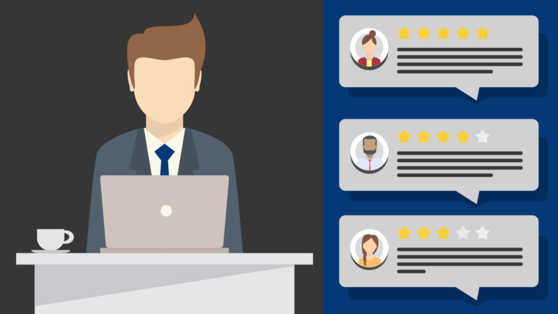 How Successful Executives Master Performance Reviews • Stop At Nothing