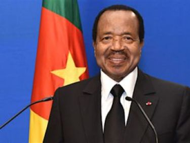 Image result for Paul Biya
