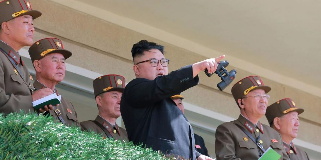 """Noord-Korea dreigt weer wat harder: """"nuclear war may break out at any moment"""""""
