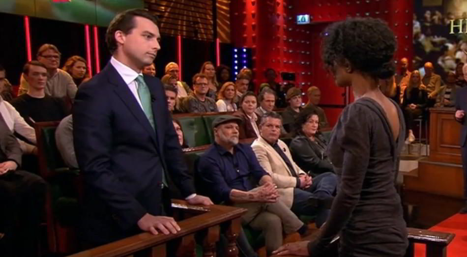 Sylvana Simons na opstapdreigement Thierry Baudet: 'It's all the same shit!'