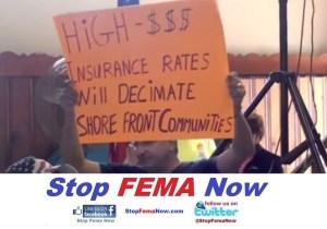 High rates will decimate shorefront communities.