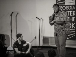 National Poetry Slam Decatur: Asian & Pacific Islander Open Mic