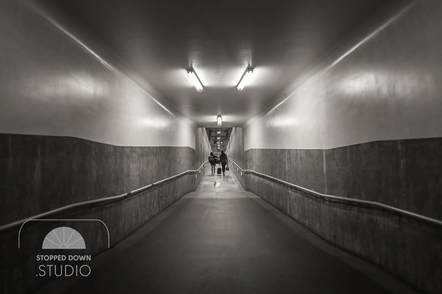 Union Station, LA - Somewhere you've never been - Stopped Down Studio