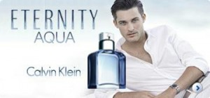 ETERNITY AQUA for man by CALVIN KLEIN photo