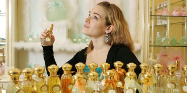 cara memilih parfume untuk wanita 1
