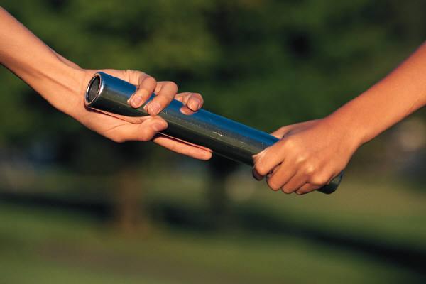 MS Runners & Baton