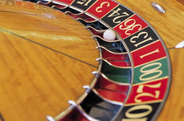 MS roulette wheel