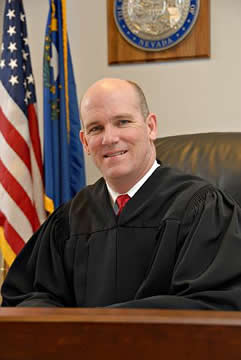 Nevada Judge Charles Hoskin Nevada