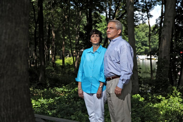 Rick & Terri Black (NY Times Photo)