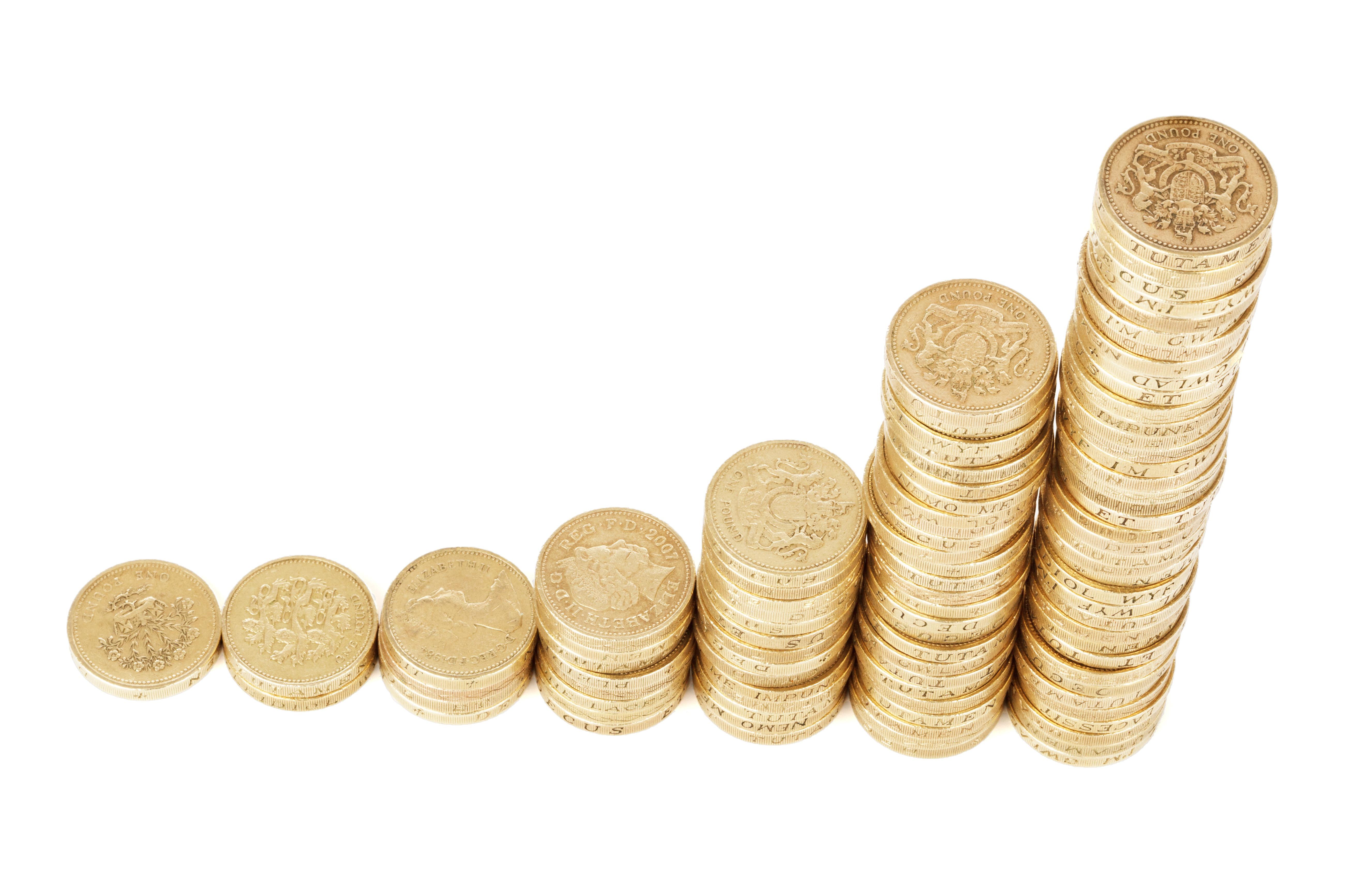 money-coins-stack-wealth-50545