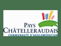 Pays Chatelleraudais : client partenaire de STOP PUB