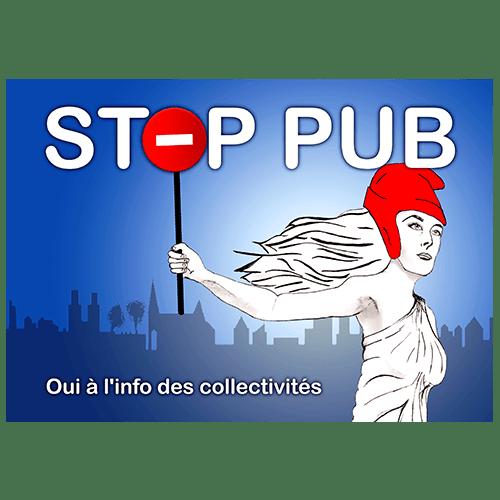stop pub france