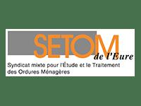 SETOM de l'Eure : client partenaire de STOP PUB