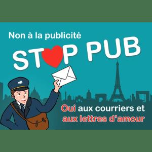 STOP PUB «Facteur»