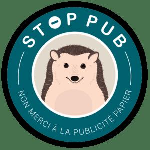 STOP PUB Rond Hérisson