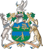D of Saanich coat-of-arms