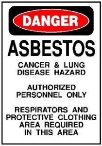 asbestos-warning