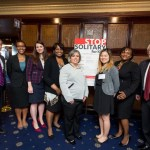 The announcement of the Stop Solitary for Kids initiative at the National Press Club in Washington, DC April 19, 2016.
