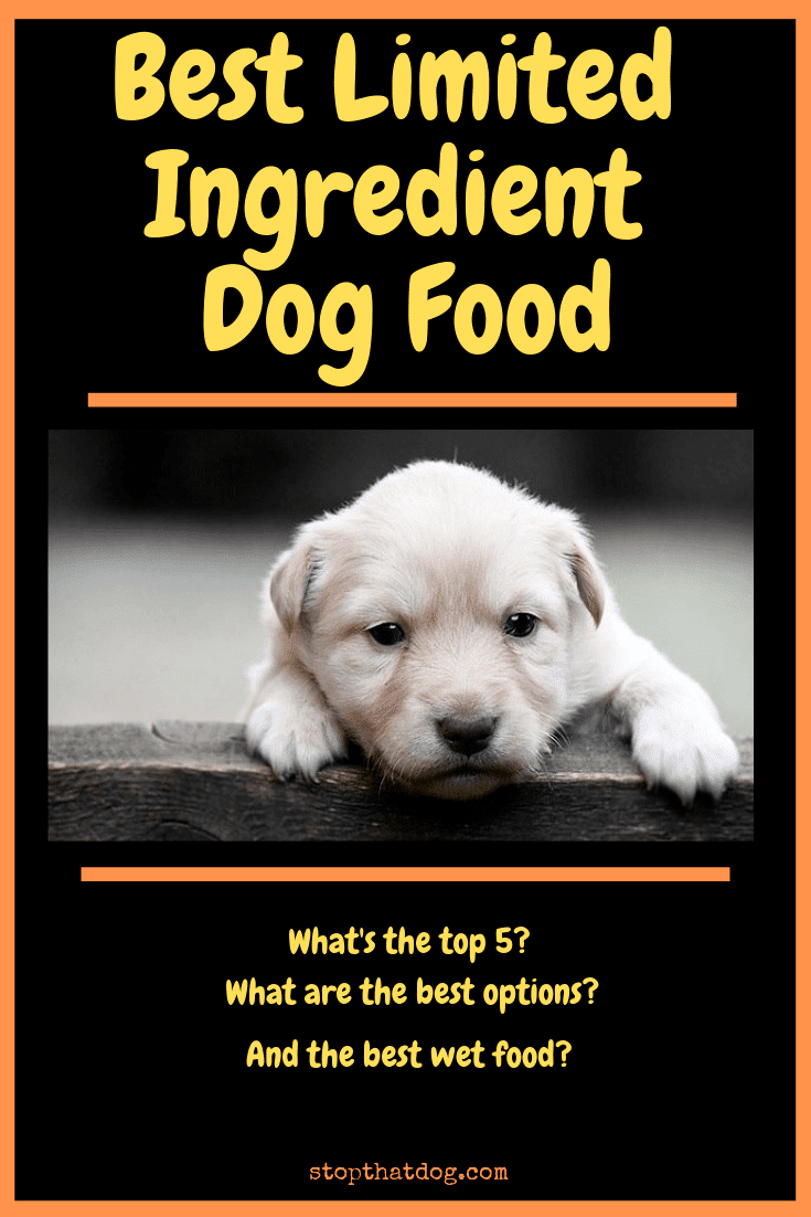 Looking for the best limited ingredient dog food? If so, this guide reveals the top 5 options based on many different brands.