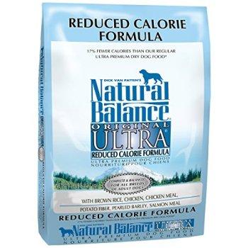 Natural Balance Low Calorie Dog Food Reviews