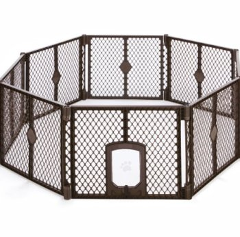 how to stop dog escaping playpen