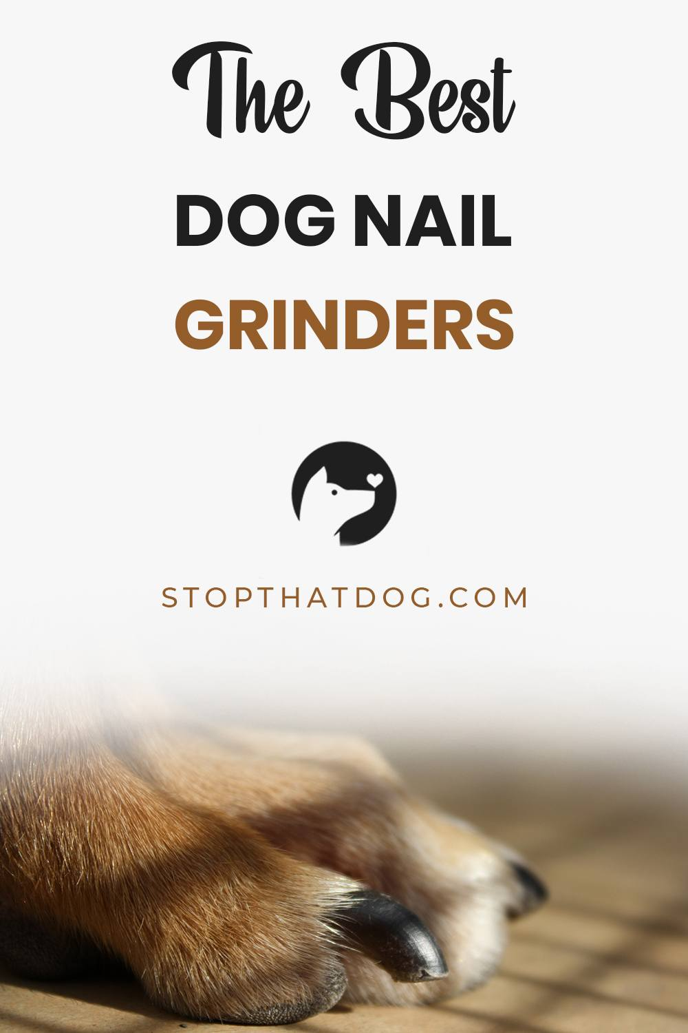 Looking for the best dog nail grinders? If so, this guide highlights many of the best options on the market. Don\'t make the mistake of buying the wrong ones.
