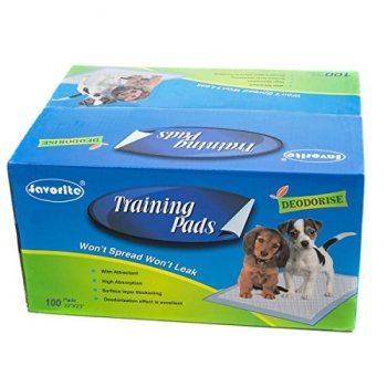 What's The Best Puppy Pee & Potty Training Pad? (+ Floor Trays & Holders!) 15
