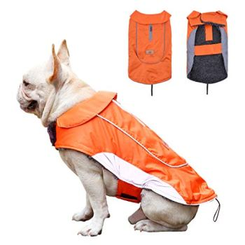 Waterproof Raincoats For Dogs - The Definitive Guide (2020) 27