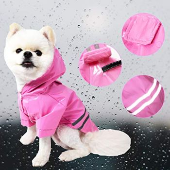 Waterproof Raincoats For Dogs - The Definitive Guide (2020) 12