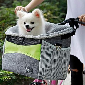 What Are The Best Bike Baskets For Dogs In 2020? Here's An In-Depth Guide 6