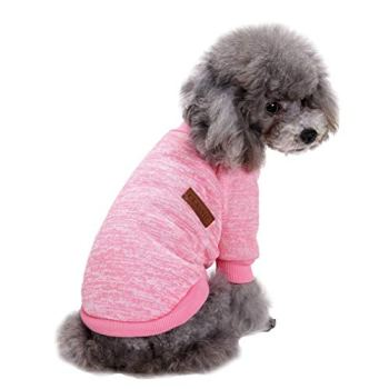 The Best Dog Sweaters For 2020 (Over 70+ Options To Choose From!) 34