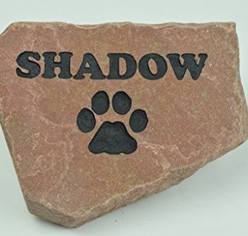 The Best Pet Memorial Stones - A Perfect Way To Honor Your Dog 23