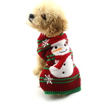Christmas Dog Sweaters - Perfect Xmas Gift Ideas For Dog Owners 10