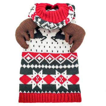 Christmas Dog Sweaters - Perfect Xmas Gift Ideas For Dog Owners 4