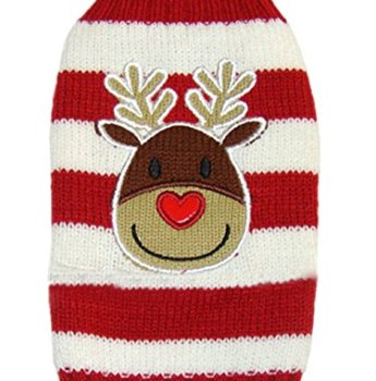Christmas Dog Sweaters - Perfect Xmas Gift Ideas For Dog Owners 11