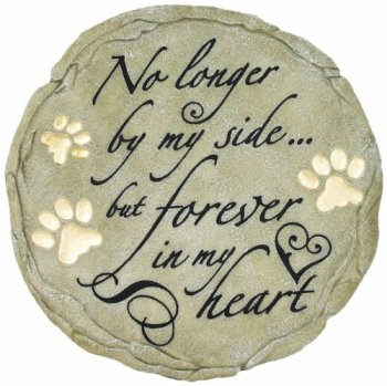 The Best Pet Memorial Stones - A Perfect Way To Honor Your Dog 9