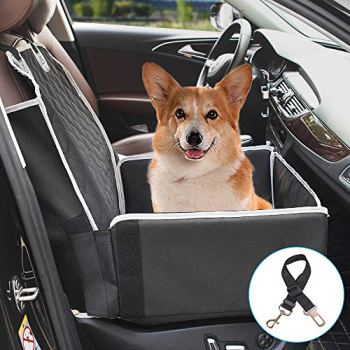 Dog Booster Car Seats - An In-Depth Guide (2020) 17