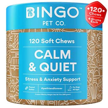 What Are The Best Calming Treats For Dogs? 4