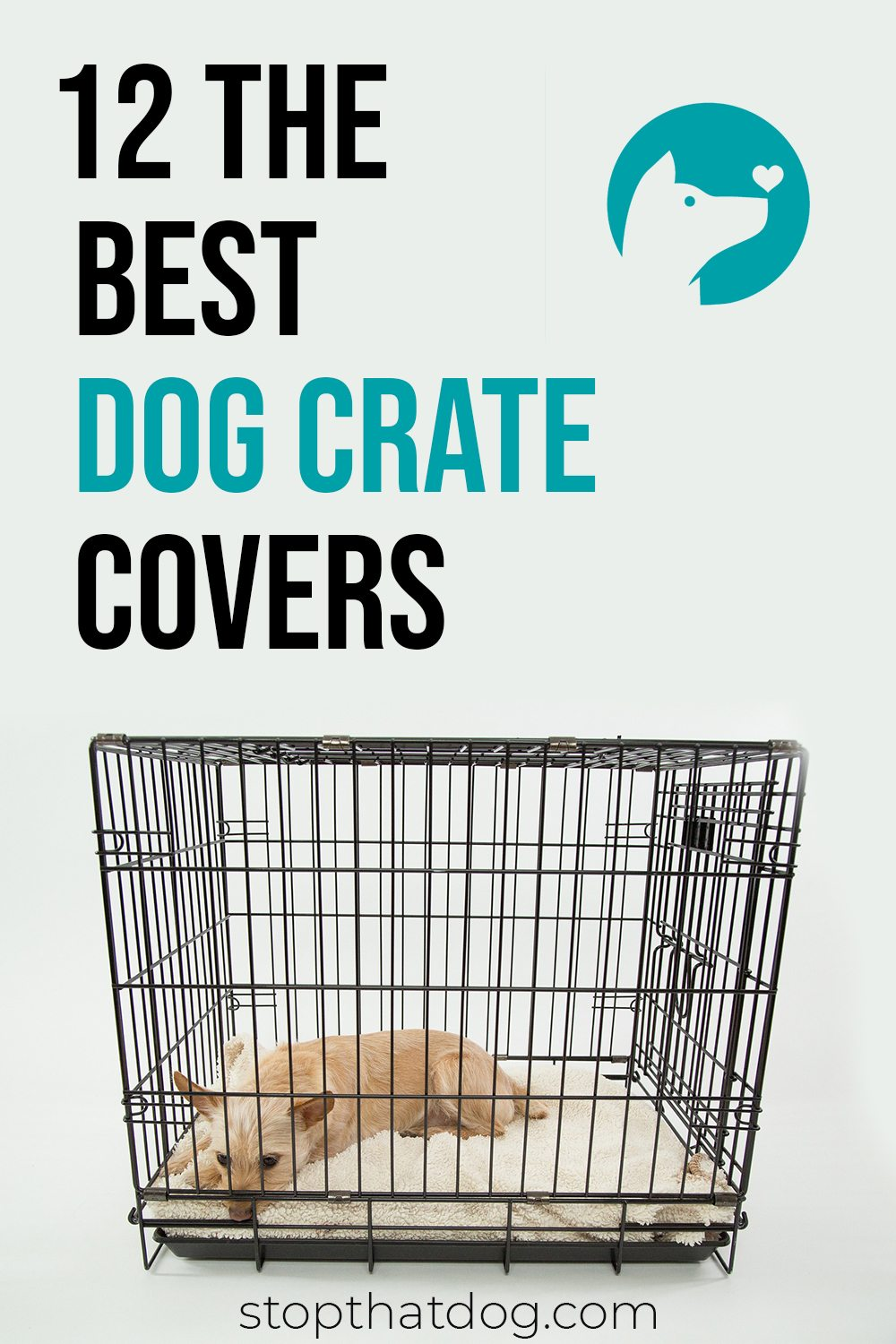 Need a quality dog crate cover? If so, this guide highlights the best dog crate covers on the market.