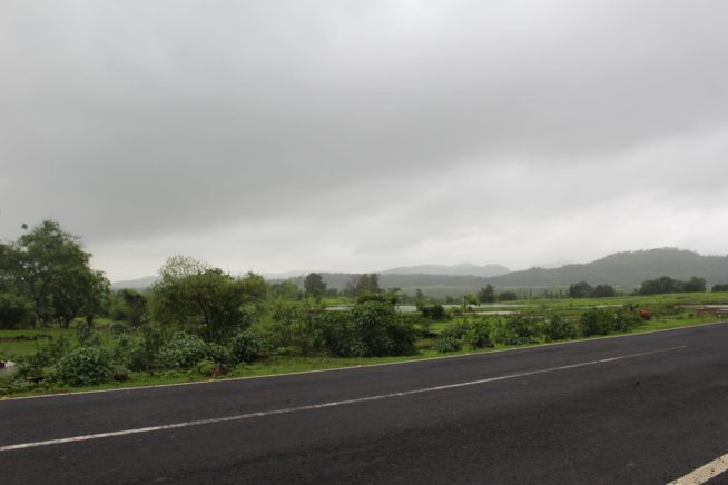 Malshej Ghat - Roads