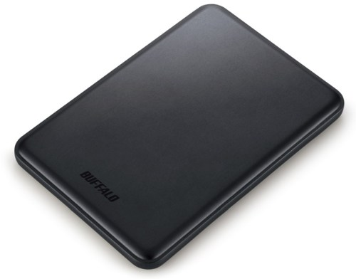 Buffalo MiniStation Slim black