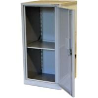 Single Door CoSHH Cabinet CH944   CoSHH Storage Cabinet