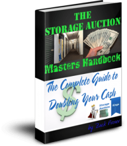 Storage Auction Buyer's Ebook